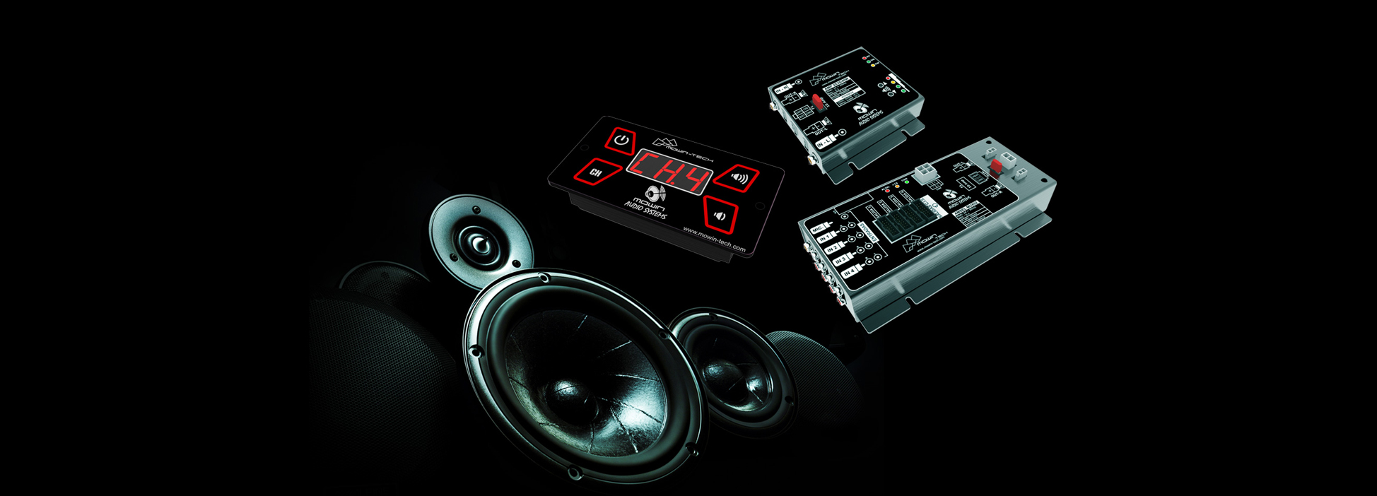 MOWIN AUDIO SYSTEMS